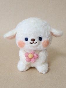 羊毛フェルト ひつじ