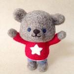 赤いセーター☆