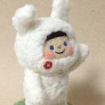 雪遊び用うさぎスーツ☆
