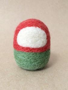 羊毛フェルト