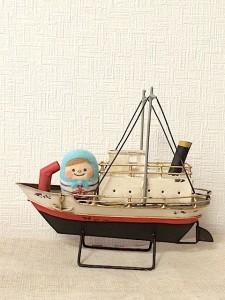船 マトリョーシカ