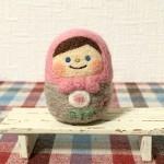 ピンクのマトさん