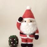 サンタさん出動準備完了!