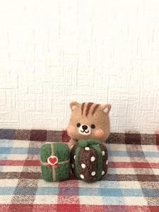 羊毛フェルト プレゼント