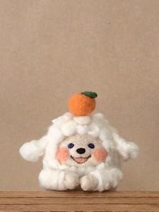 羊毛フェルト 羊