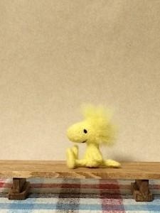 羊毛フェルト ウッドストック