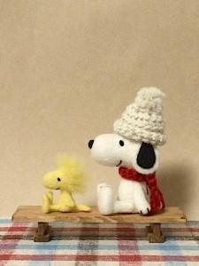 スヌーピー 人形