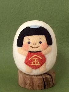 羊毛フェルト 金太郎