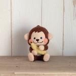 お猿さん♪