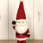 サンタさんで気を引き締める!
